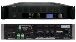Amplificador Apart Champ-3D - 2.090-2.410W - DSP - Linha 100V