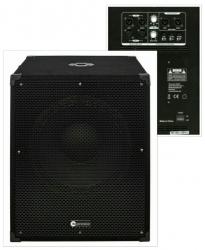 Subgrave amplificado Fun Generation PL 15 Sub A - 1.000W - 15 polegadas