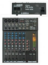 Mesa de Mistura T.Mix xmix 802 USB - 8 vias