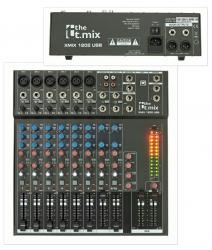 Mesa de Mistura T.Mix xmix 1202 USB - 12 vias