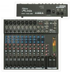 Mesa de Mistura T.Mix xmix 1402 USB - 14 vias