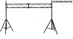 Sistema Truss Eurolite Show Stand I + 2 Tripes - 3m - sobe 2,80 - suporta 25Kg