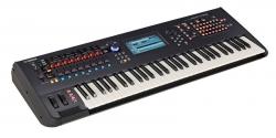 Teclado Yamaha Montage 6 - Sintetizador - 61 teclas - 2 USB + MIDI