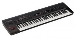 Teclado Korg King Korg Black - Sintetizador - 61 teclas - USB + MIDI