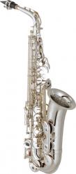Saxofone Alto Yamaha YAS-62S 04 - prateado