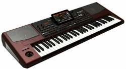 Teclado Korg PA-1000 (Entertainer Keyboard) - 61 teclas - USB + MIDI