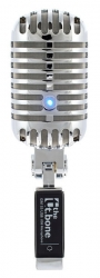 Microfone para Voz T.Bone GM 55 USB Elvis Microphone - USB - cardioid