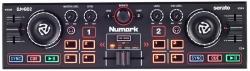 Controlador duplo Numark DJ2GO 2 - USB