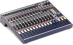 Mesa de Mistura Soundcraft EFX 12 - 12 vias mono + Efeitos