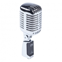 Microfone para Voz Fame MS 55 USB Elvis Microphone - USB - cardioid/dinamico