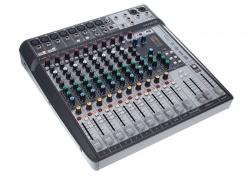 Mesa de Mistura Soundcraft Signature 12MTK - 12 vias - 8 vias mono + 2 vias stereo + USB + Efeitos + Software de Gravacao Ableton Live 9 Lite