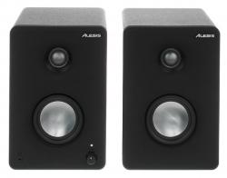 Pack de 2 Monitores com amplificacao Alesis M1 330 USB - 20-40W - 2 vias - 3 polegadas