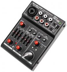 Mesa de Mistura T.Mix MicroMix 2 USB - 5 vias
