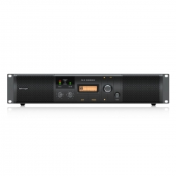 Amplificador Behringer NX1000D - 1.000W - DSP - classe D