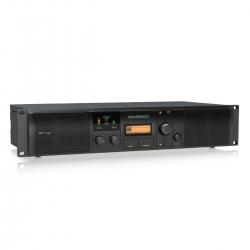 Amplificador Behringer NX3000D - 3.000W - DSP - classe D