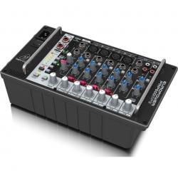 Mesa amplificada Behringer PMP 500MP3 Europower - 500W - 8 vias - USB + MP3 + Efeitos