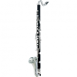 Clarinete Baixo Yamaha YCL-221 IIS - MI bemol - sistema Boehm