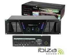 Amplificador Ibiza AMP1000(I) - 1.600W