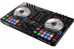 Controlador duplo Pioneer DDJ-SR2 - USB + Software Serato (Pitch 'n Time DJ)