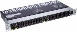 Equalizador grafico Behringer FBQ1502 Ultragraph Pro - 2 x 15 bandas