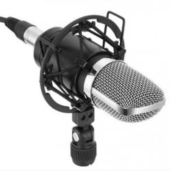 Microfone para Voz 3 C NW/BM-7000 - condensador - preto