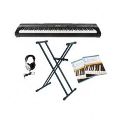 Piano Digital Fame SP-5200 Standard - Set + Suporte + Headphones + Livros