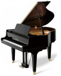 Piano de Cauda Acustico Kawai GL 10 E/P Grand Piano - 1/4 Cauda - 153cm - em preto