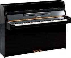 Piano Vertical Acustico Yamaha B1 PE - 88 teclas - em preto