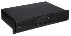 Amplificador Behringer NX4-6000 - 6.000W - 4 canais - classe D