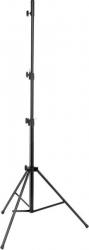 Tripe para Luzes/Tripe de Coluna Stairville BLS-315 Pro Lighting Stand B - metal - sobe 3,10m - suporta 30Kg - com adaptador 35mm