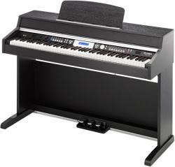 Piano Vertical Digital Thomann DP-31 B/WH - 88 teclas - em preto ou branco