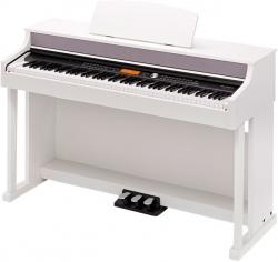 Piano Vertical Digital Thomann DP-95 B/WH - com ritmos - 88 teclas - em preto ou branco