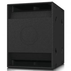 Subgrave amplificado Turbosound NUQ118B-AN - 3.000W - 18 polegadas - DSP - classe D