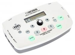 Processador de Voz Boss VE-5 Vocal Performer - em branco ou vermelho