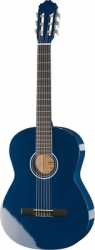 Viola Classica Harley Benton CG851 - 4/4 - nylon - azul ou castanho