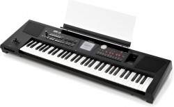 Teclado Roland BK-5 Backing Keyboard - 61 teclas - USB + MIDI