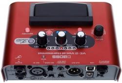 Processador de Voz Boss VE-2 Vocal Harmonist