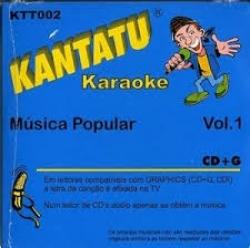 Disco do Mundo Karaoke - CDG - qualquer um dos volumes KTT