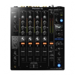 Mesa de Mistura Pioneer DJM-750 MKII - 4-8 vias - USB + 1 Digital + Efeitos