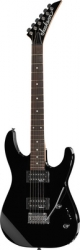 Guitarra Jackson JS11 Dinky BK - black high-gloss