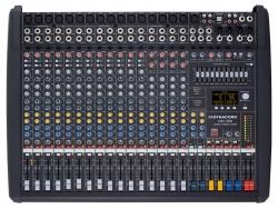 Mesa de Mistura Dynacord CMS1600-3 - 20 vias - Efeitos + USB + MIDI + Equalizacao geral