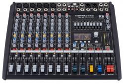Mesa de Mistura Dynacord CMS600-3 - 10 vias - Efeitos + USB + MIDI + Equalizacao geral