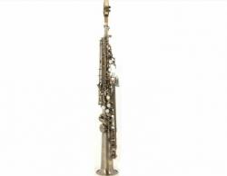 Saxofone Soprano Thomann Antique - recto