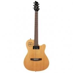 Guitarra Semi-Acustica Godin A6 Ultra NT SG - nylon - natural semigloss