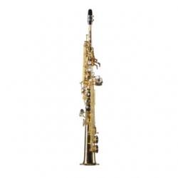 Saxofone Soprano Monzani MZSS-333 - recto