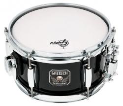 Tarola Gretsch Mighty Mini Snare - 10x5,5 polegadas - madeira - preto