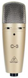 Microfone para Voz Behringer C3 - condensador