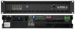 Amplificador Electro-Voice CPS 4.5 - 2.000W - 4 canais - classe D - Linha 100V