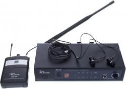 In-Ear sem fio + Receptor T.Bone IEM 75 - UHF