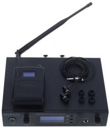 In-Ear sem fio + Receptor T.Bone IEM 100-863 Mhz - UHF